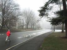 jogging Royalty-vrije Stock Afbeeldingen