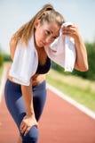 jogging foto de archivo