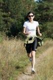 Jogging Στοκ Εικόνες
