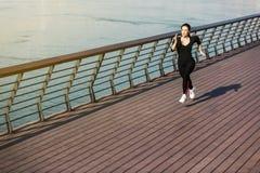 jogging imágenes de archivo libres de regalías