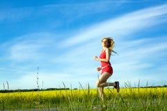 jogging Zdjęcia Royalty Free
