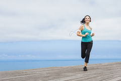 Jogging Royalty Free Stock Photos