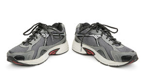 Jogging shoes Royalty Free Stock Images