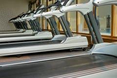Jogging simulators, detail Stock Images