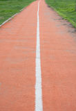 Jogging track Stock Photos