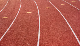 Jogging Track stock photos