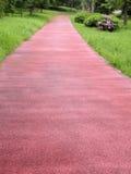 Jogging track Royalty Free Stock Image