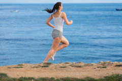 Jogging Stock Image