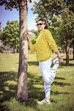 Jogging woman Royalty Free Stock Image