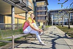 Jogging woman Royalty Free Stock Photo