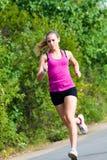 Jogging Stock Photo