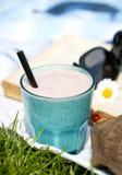 Joghurt Smoothie Stockbilder