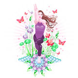 jogi royalty ilustracja