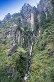 Jogini waterfall, Manali Stock Photo