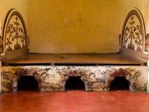 JOGJA, INDONÉSIE - 12 août, 2O17 : Vue d'intérieur d'un palais de l'eau de Taman Sari de Yogyakarta sur l'île de Java, Indonésie Photographie stock