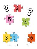 Jogo 11 - A soma exata Foto de Stock Royalty Free