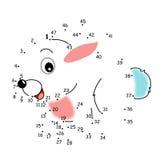 Jogo 144, o coelho Fotografia de Stock