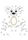 Jogo 35, o urso ilustração stock