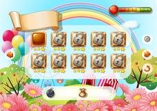 jogo Imagens de Stock Royalty Free