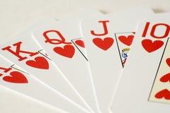 Jogo afortunado Fotografia de Stock