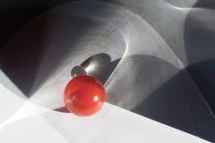 Jogo com tomates Foto de Stock