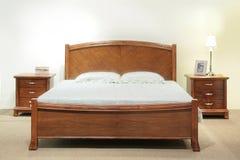 Jogo da cama Fotografia de Stock Royalty Free