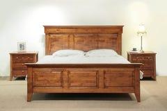 Jogo da cama Fotos de Stock Royalty Free