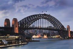 Jogo da circular 90mm da ponte de Sy Foto de Stock