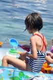 Jogo da criança Fotos de Stock Royalty Free