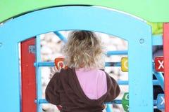 Jogo da criança Foto de Stock
