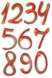 Jogo da figura. Imagem de Stock Royalty Free
