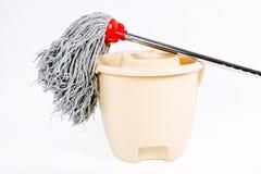 Jogo da limpeza Imagens de Stock