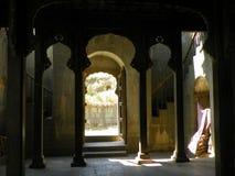 Jogo da luz e da sombra Imagens de Stock