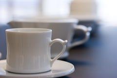 Jogo da tabela de pequeno almoço Fotos de Stock Royalty Free