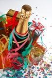 Jogo das celebrações Foto de Stock