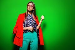 Jogo das cores na foto fotografia de stock