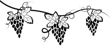 Jogo das uvas. Imagens de Stock