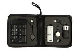 Jogo de acessórios do USB para o portátil Imagem de Stock Royalty Free