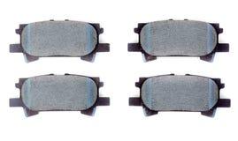 Jogo de almofadas de freio Imagem de Stock