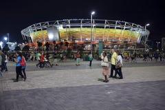 Jogo 2016 de Brasil - de Rio De janeiro - de Paralympic o parque olímpico Fotografia de Stock