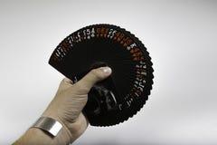 Jogo de cartas Imagem de Stock