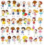 Jogo de Childs Fotografia de Stock Royalty Free