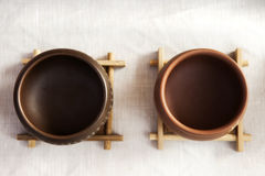 Jogo de Cofee Imagens de Stock Royalty Free