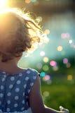 Jogo de criança Fotos de Stock Royalty Free