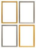 Jogo de frames da arte Fotos de Stock