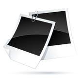 Jogo de frames imediatos da foto Imagem de Stock