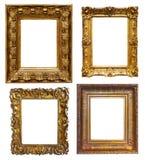 Jogo de frames velhos Foto de Stock Royalty Free