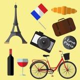 Jogo de France Fotos de Stock