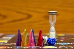 Jogo de mesa Imagem de Stock