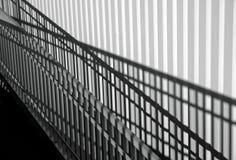 Jogo de sombra Fotos de Stock
